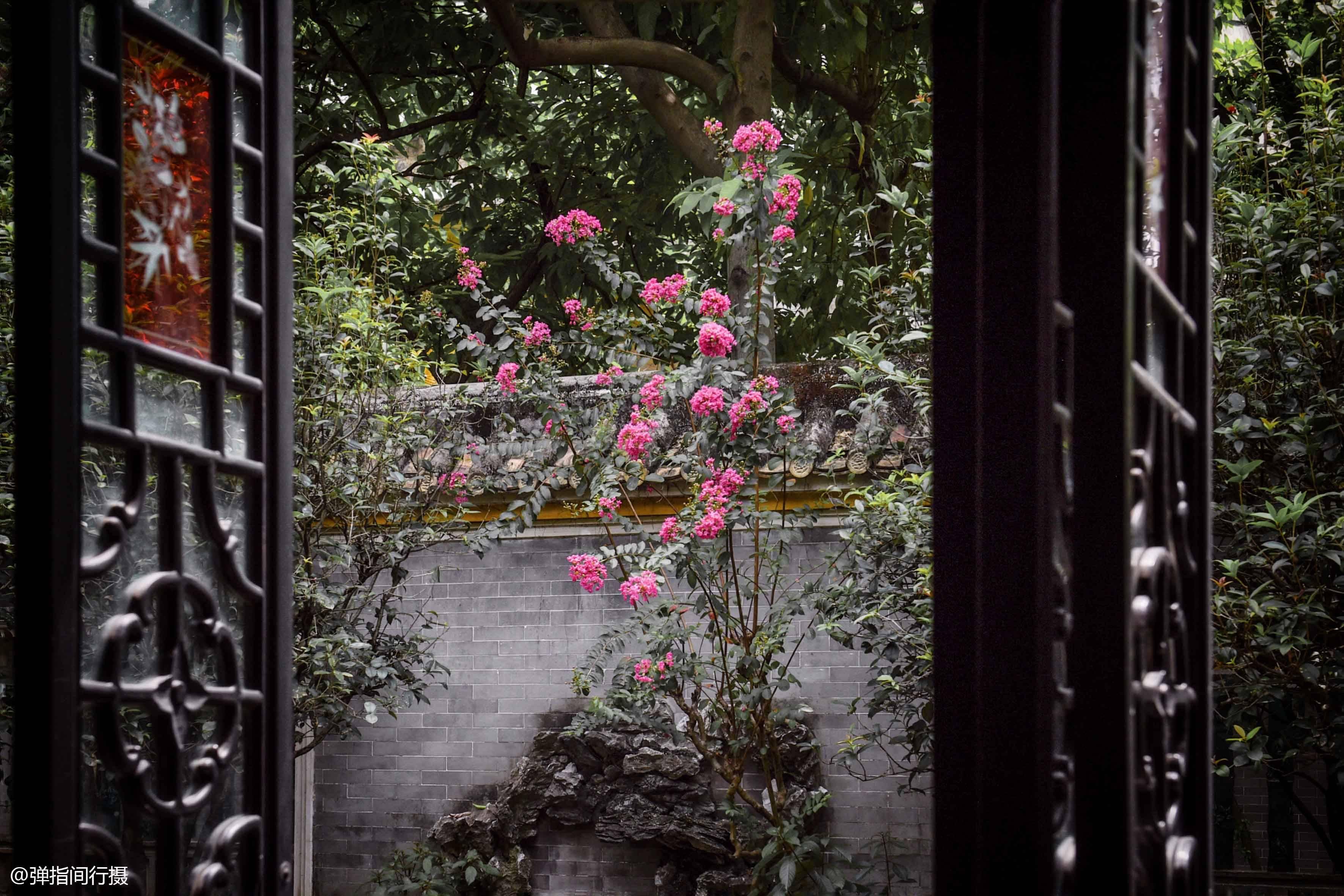 中国古典优美诗词_广东四大名园之首,藏在珠三角腹地,尽显东西合璧的古典园林 ...