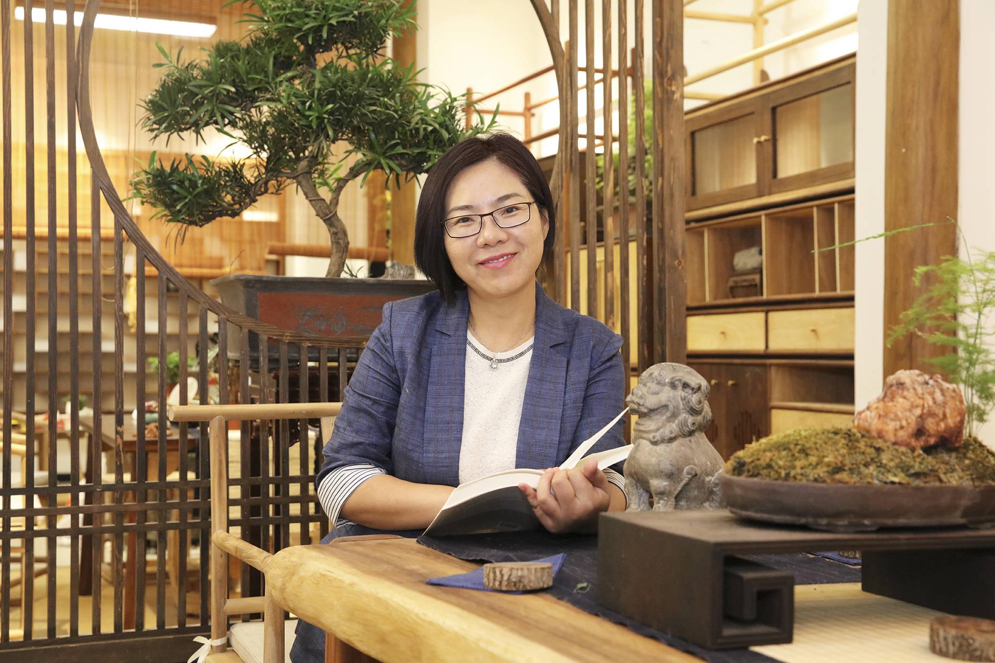 北京十一学校龙樾实验中学校长王海霞:创造适合每位学生发展的教育