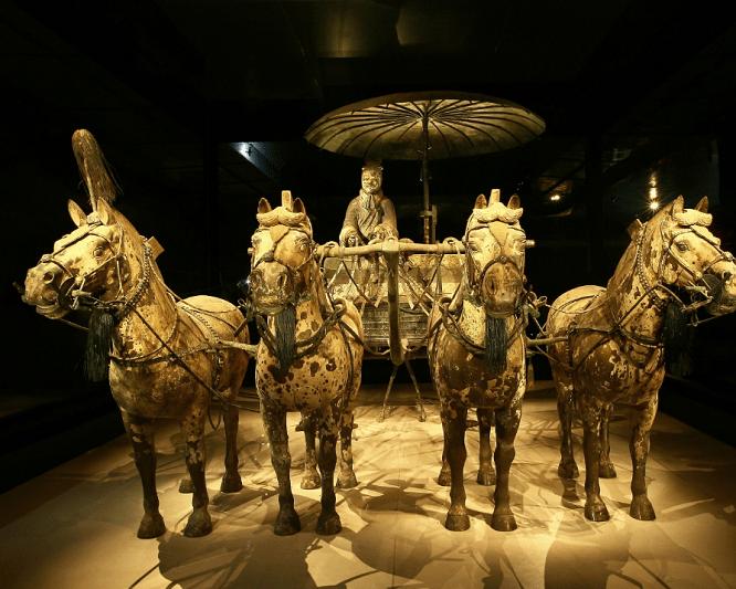 秦始皇陵历经数千年,究竟是完整的还是只剩空壳?一个细节看真相