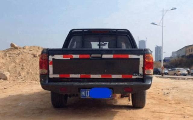 第一个就是保险标志 车管所检测汽车和领标志吗