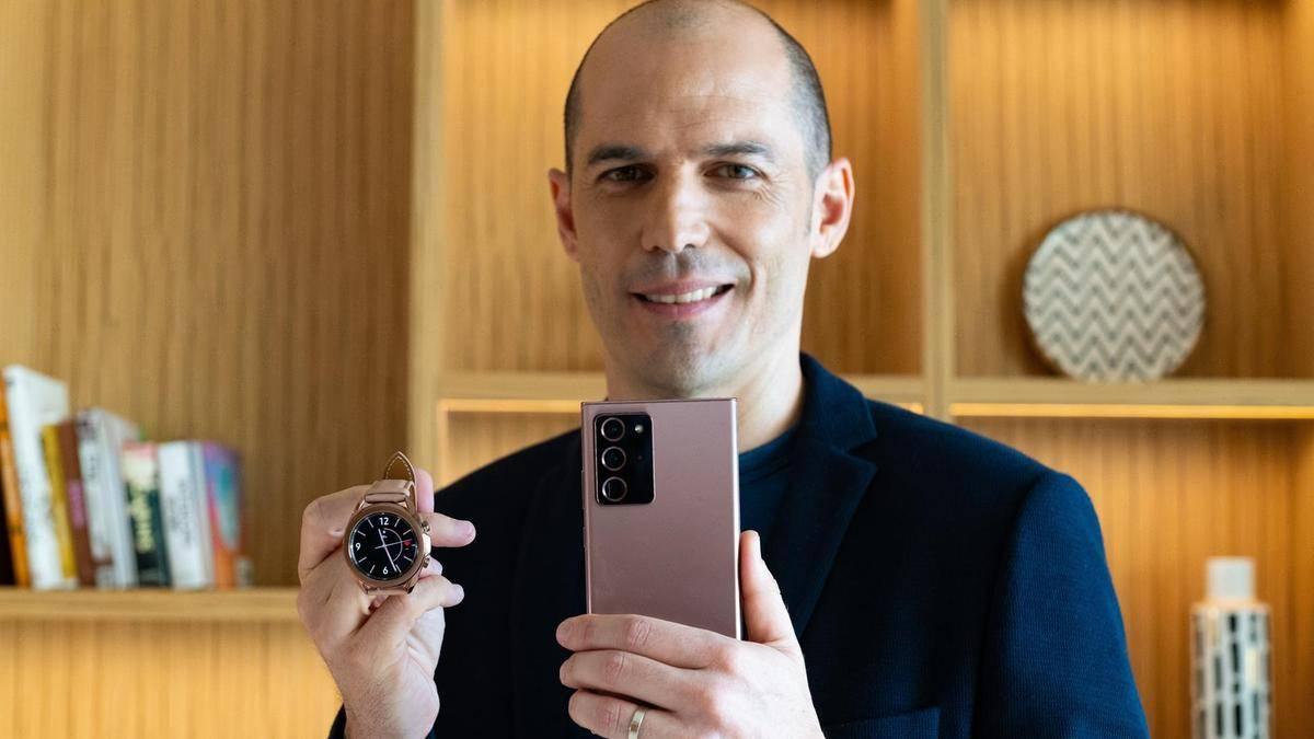 原创            三星Note20在GCC市场上的订购量比Note10系列高40%