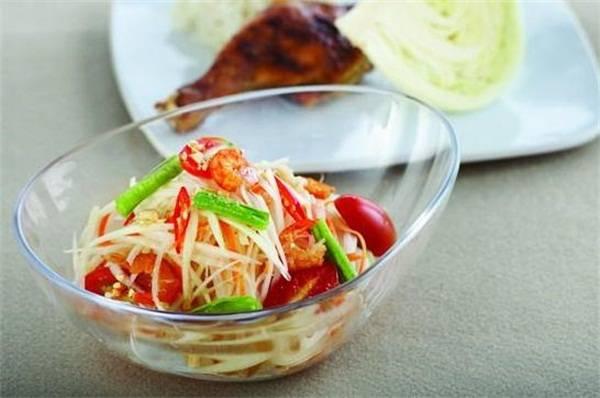 不出国却想吃正宗泰国大餐?有了这些调