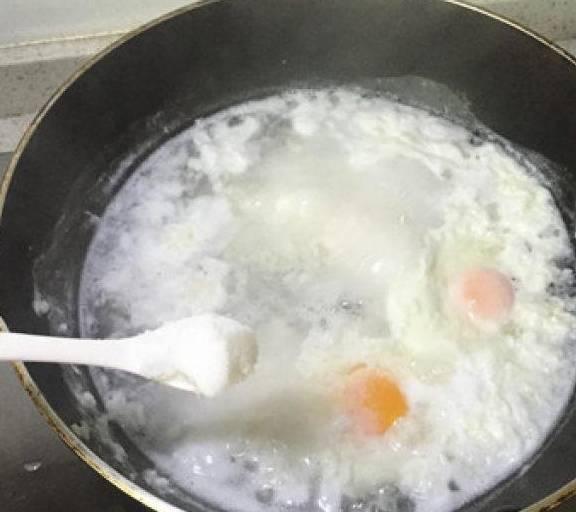 桂花酒酿水煮蛋,暖胃又贴心,补血又养生