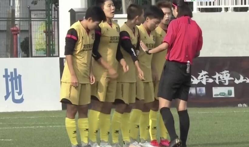 中国足协女超联赛打开第四轮的争夺