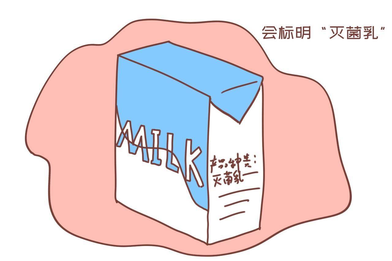 万和城注册登录:给孩子买牛奶 看包装上的这几行 不要给宝宝当牛奶喝
