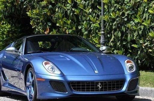 法拉利专门为一个人定制的豪华跑车,全球仅存一台的奢华艺术品