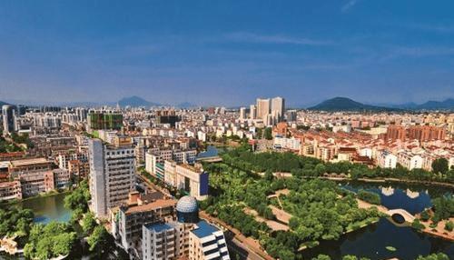 """云南省的一个""""地级市"""" 1999年 为何降级成""""县级区""""? 亚美体育(图1)"""