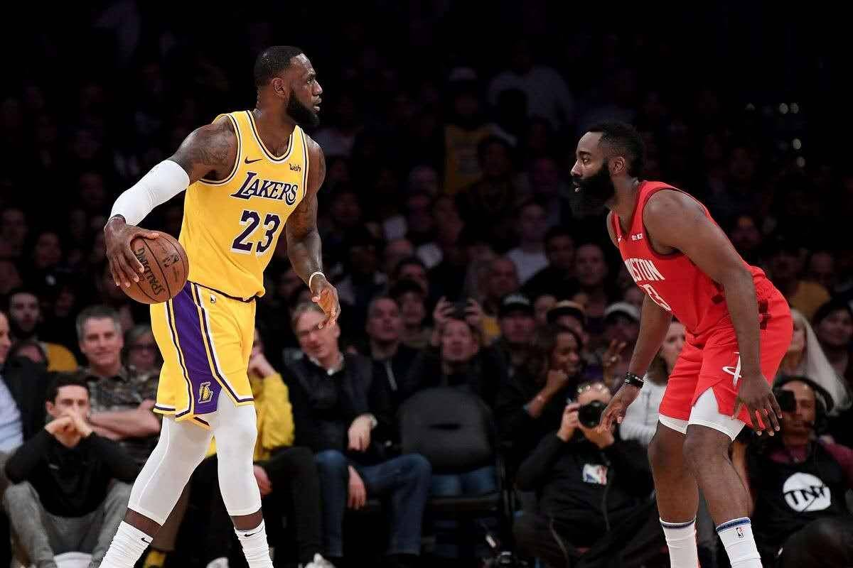 《NBA推荐》周三NBA:火箭VS湖人 火箭湖人直播
