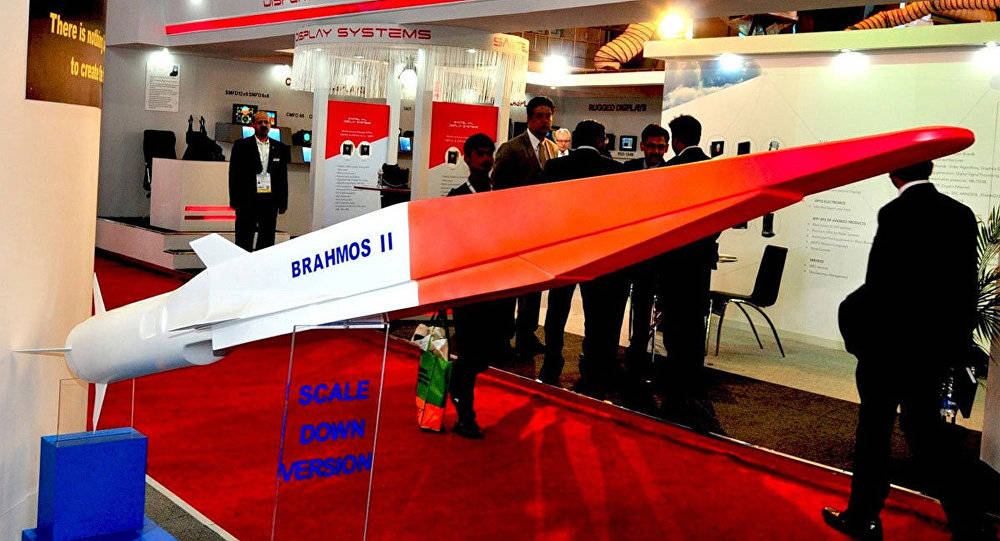 BRAHMOS 2 hypersonic missile of India