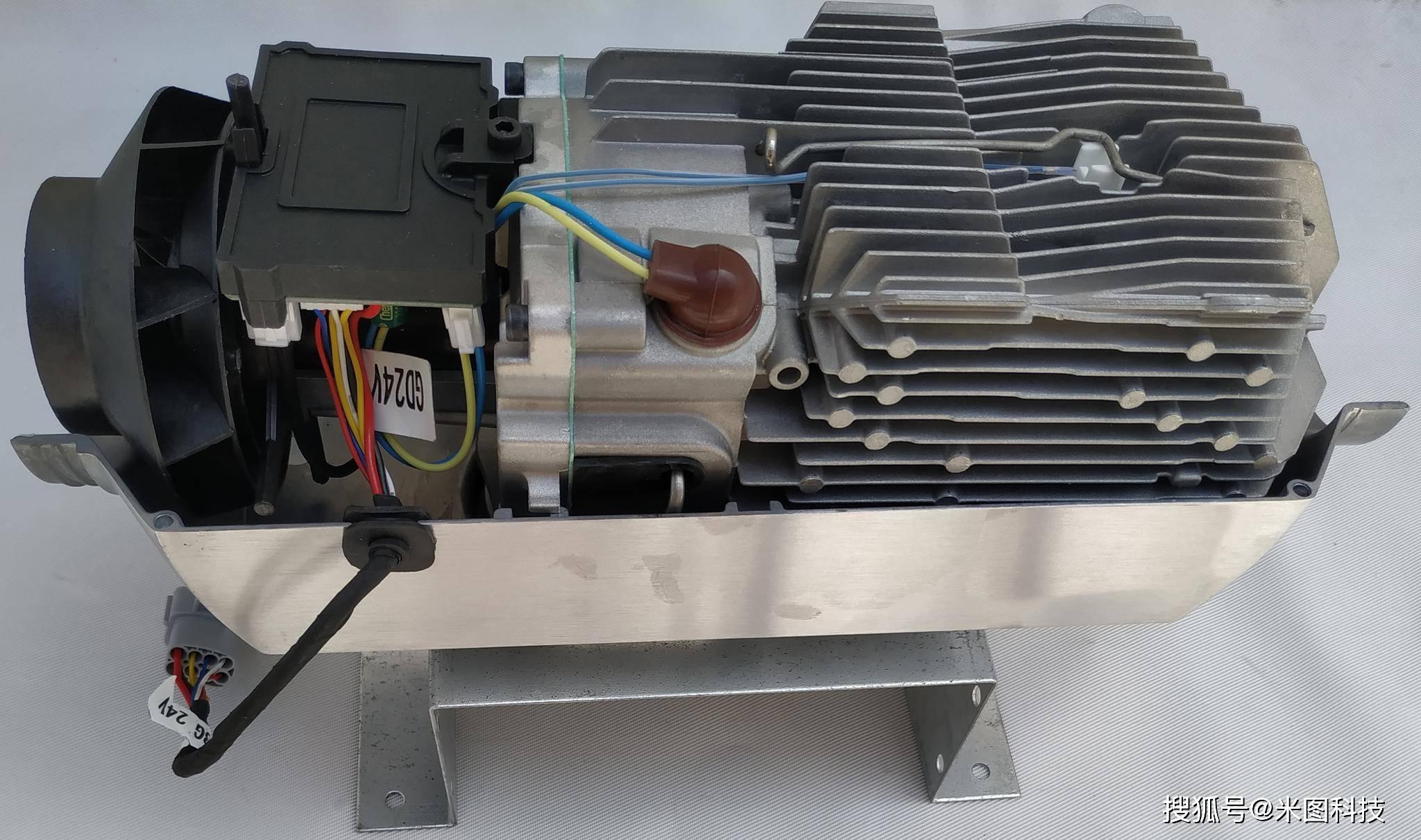 驻车加热器调养技小技巧