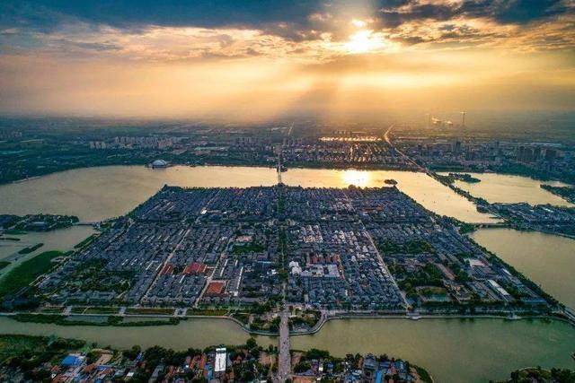 聊城市经济总量_聊城市地图