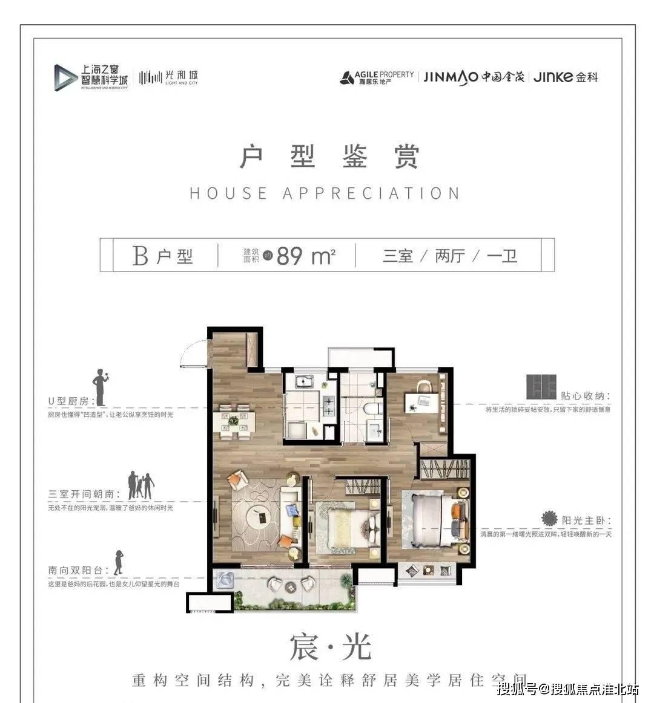 """[官宣]嘉善上海窗口金茂""""光和城""""售楼"""