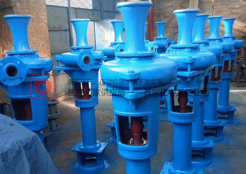 中强泥浆泵的性能特点