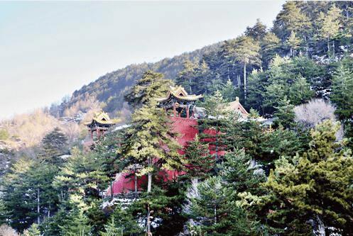 踏青赏游的绝佳圣地——安徽天柱山