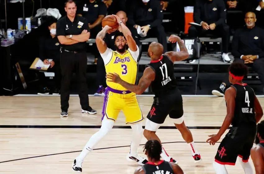 NBA发布最佳防卫阵型!