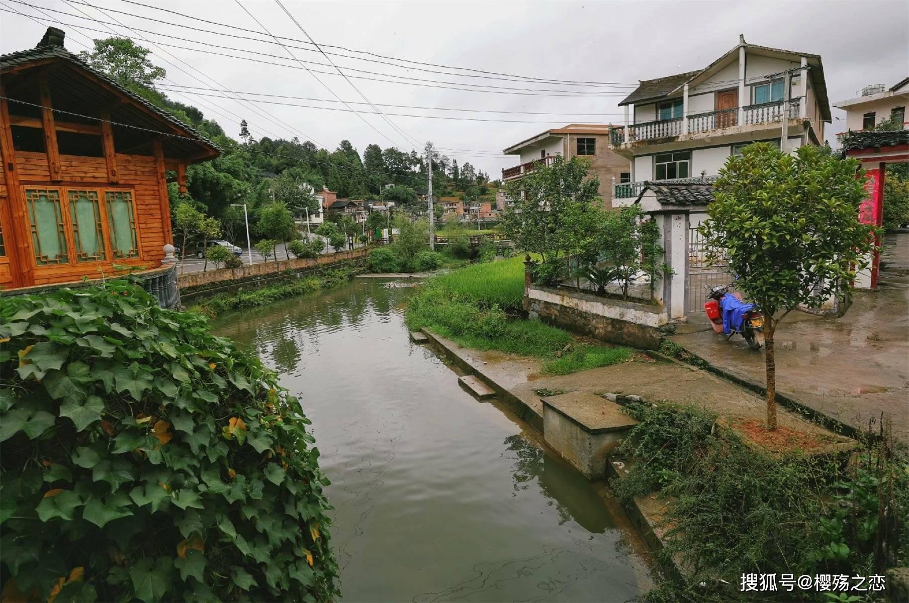 中国最美的村镇之一,以布依族风情闻名