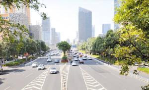 西山区重点打造了7条特色大道