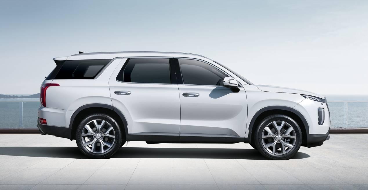 对于现代汽车帕里斯帝是全球旗舰SUV