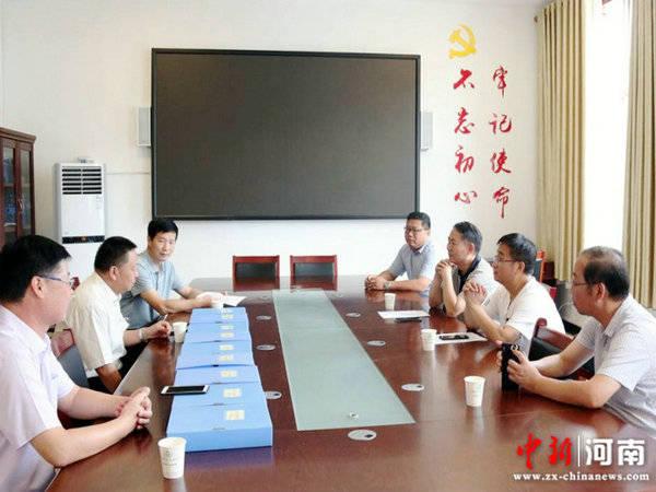 许昌市教育局第七督导组督导检查许昌市三高2020年秋季学期疫情防控工作