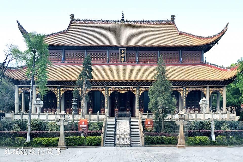 """原创             中国南方最大庙宇 与泰山岱庙齐名 被誉""""南国故宫""""却少有人知!"""
