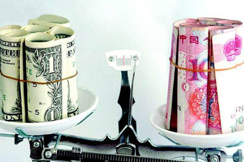 原创             人民币汇率狂飙4000点,A股为何不涨反跌?