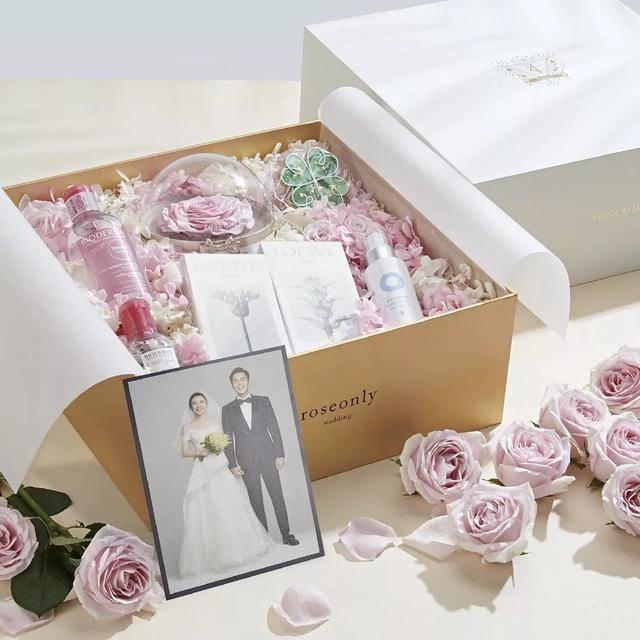 创意手工DIY丨明星同款婚礼伴手礼,你也能拥有!