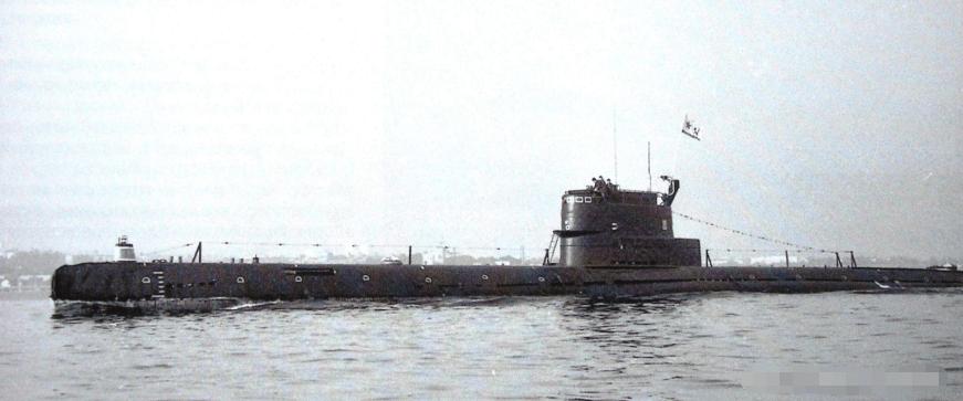 会潜水的威士忌,二战后苏联第一代常规潜艇,建造超过200艘
