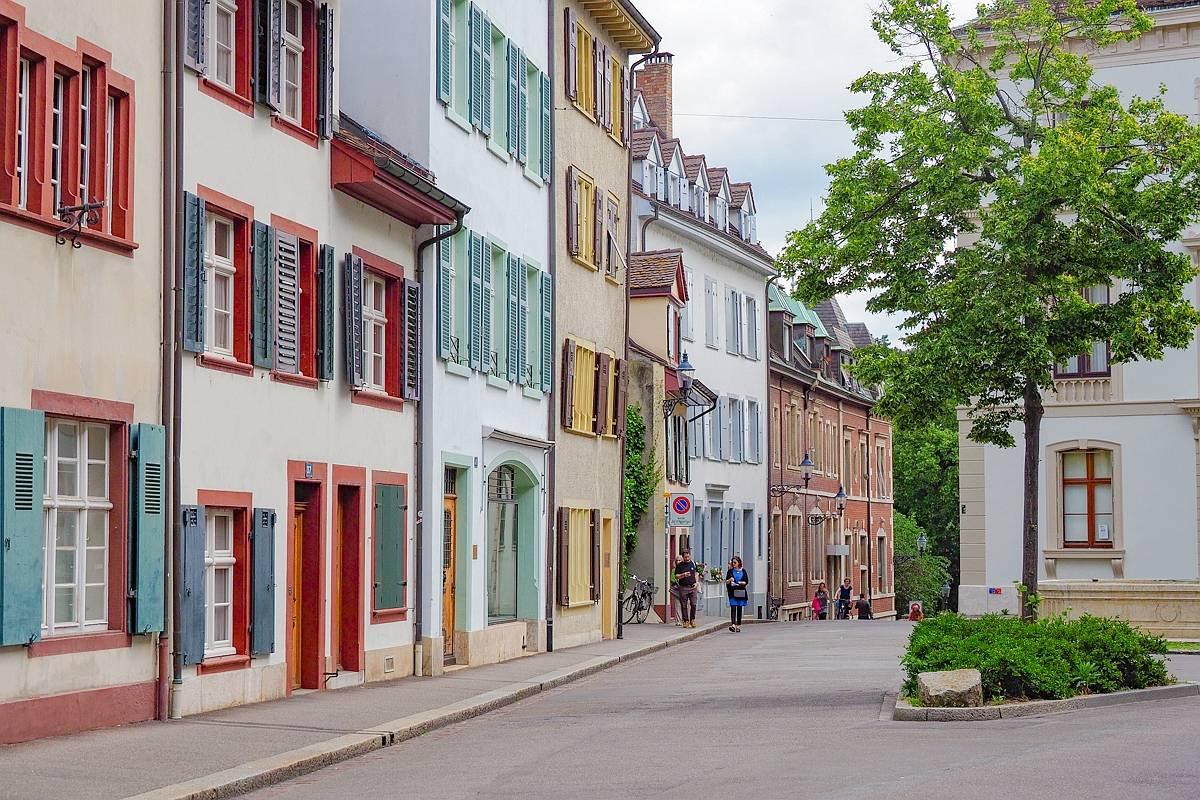 巴塞尔这个瑞士第三大城市,处处充满了富足的气息!