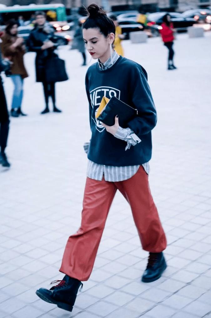 女人過了40建議多穿這5種褲子 時髦有氣質