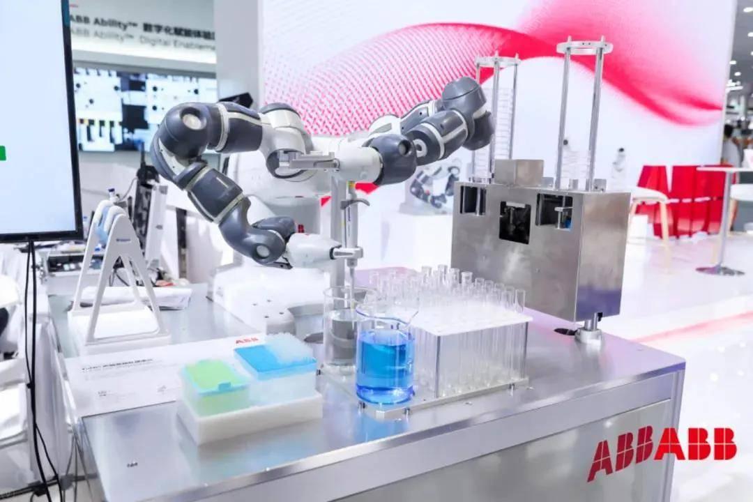 ABB机器人用实力捍卫行业地位,突破技术疆界,开拓