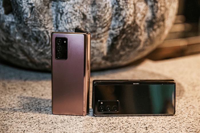 原创             还以为折叠屏手机只是噱头?三星Galaxy Z Fold2 5G有话说