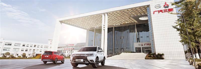 广汽三菱将带整车参展,开启全新品牌之旅