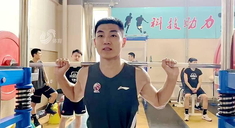 高诗岩:在辽宁我偏重于防守 来山东希望展现进攻能力