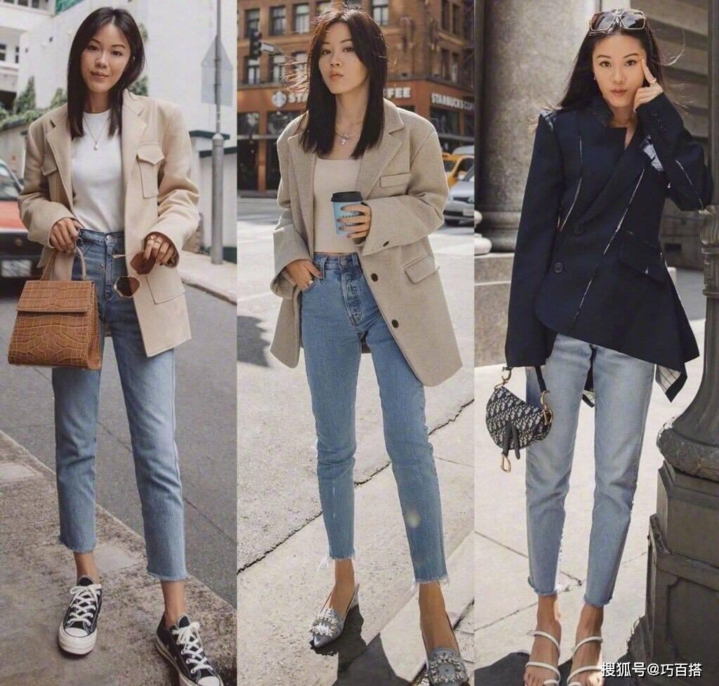 """有""""质感""""不显廉价的时尚搭配!教你用简单基础款,穿出高级时尚"""