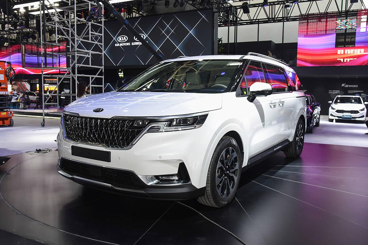 2020北京车展:全新起亚嘉华正式首发