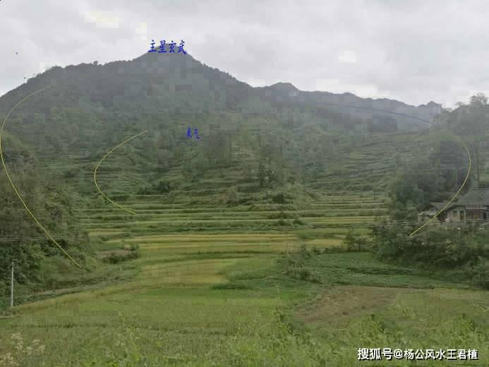 贵州催官催贵第一龙脉,堪称风水学中最标准的风