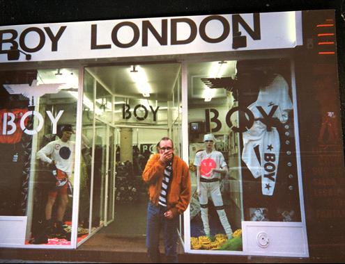 李斯丹妮: Let´s POP! BOY LONDON x KEITH HARING限量联名系列破浪来袭!