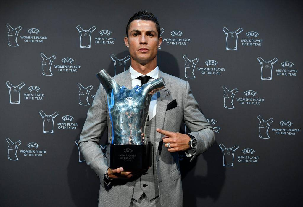 C罗仍是欧足联第一人!米利托说C罗也许获得世界足球先生第四名