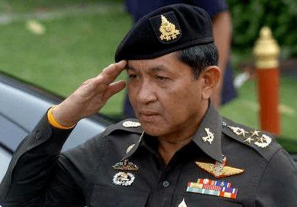 泰国陆军司令,他们的权力到底有多大?难怪国防部长都不被放眼里
