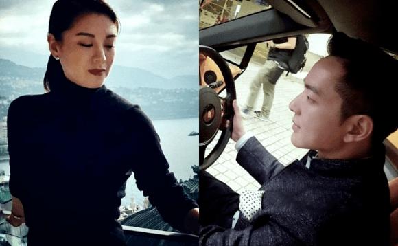 恭喜!前TVB知名花旦廖碧儿即将嫁人,传与富二代男友复合结婚