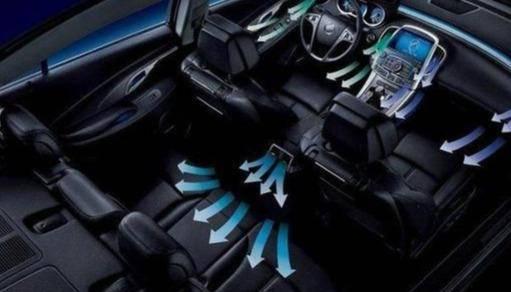 汽车空调的原理是什么?知道了这些 我就不怕汽