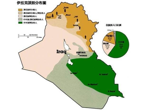 伊拉克人口多少_2010 2018年伊拉克人口总数及人口结构分析