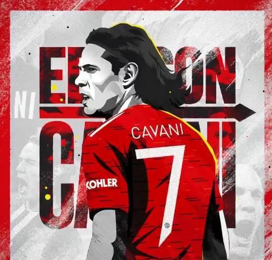 早些时候,英超豪门曼联宣告了乌拉圭出名前锋卡瓦尼加盟的消息