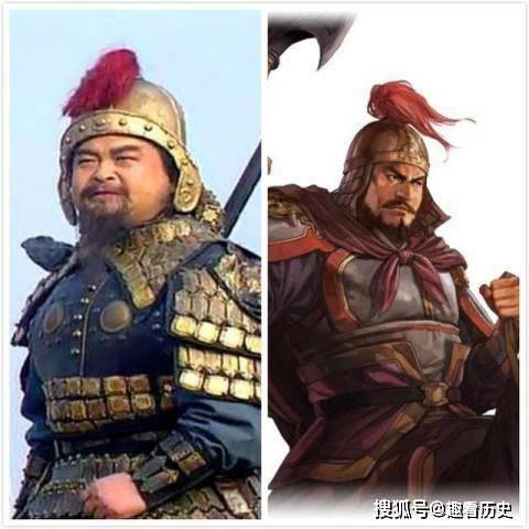 曹操麾下猛将,典韦许褚之下,谁是最强第三人