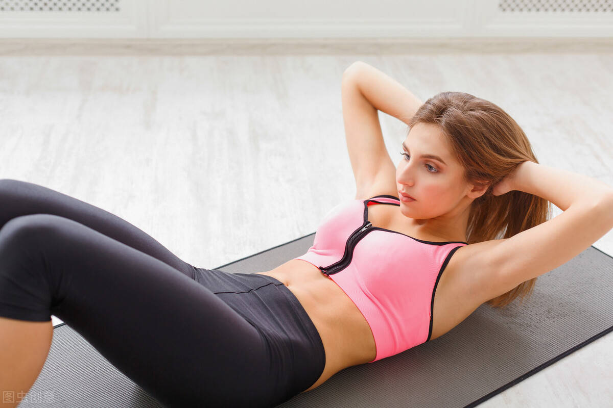 为什么仰卧起坐无法减掉小肚子?局部瘦身的方法是不存在的!