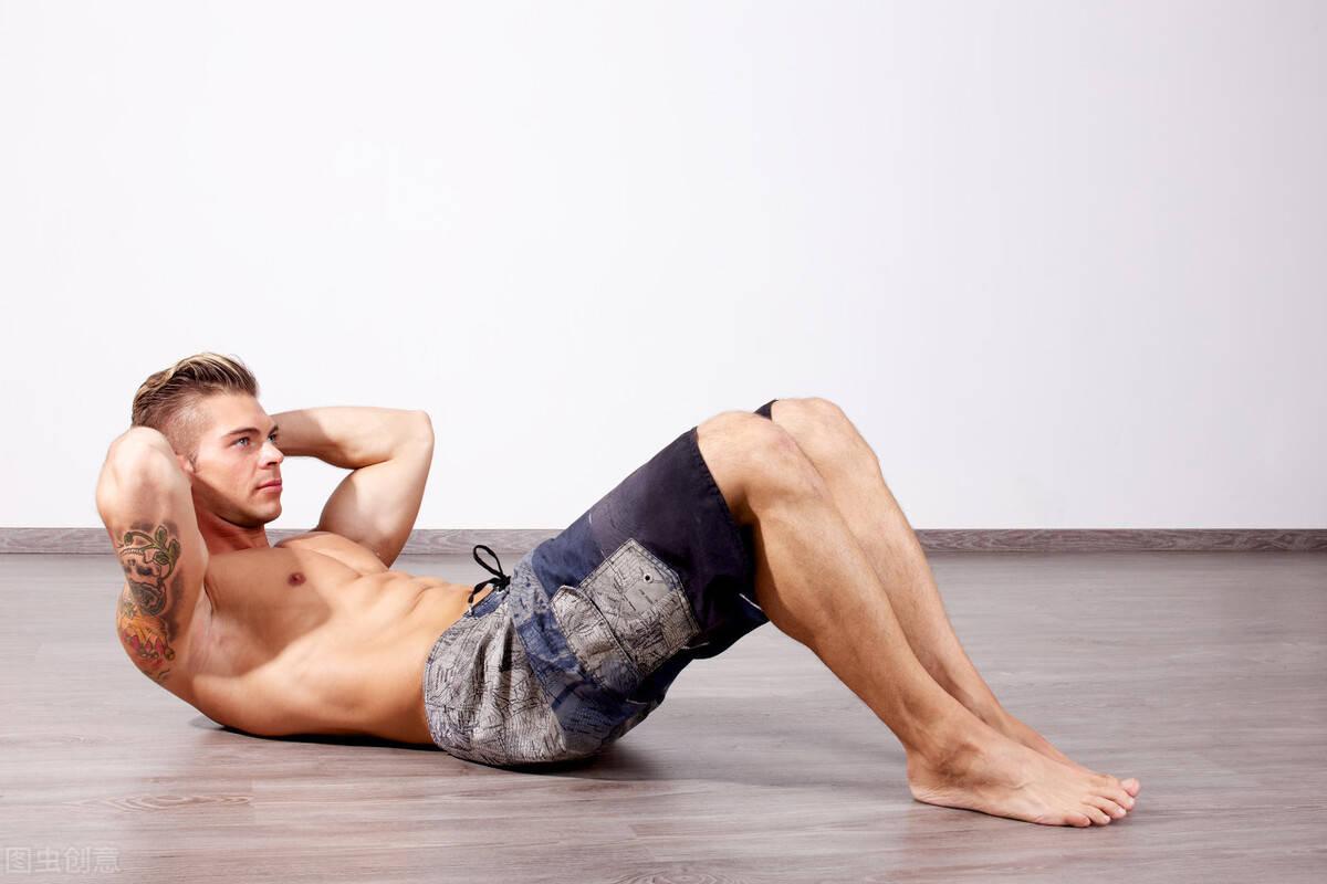 每天100个仰卧起坐,可以减掉肚腩,恢复平坦小腹吗?