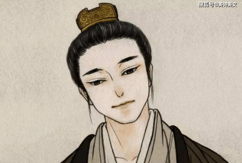 老和尚在白居易的脸上写了一首禅诗 都是
