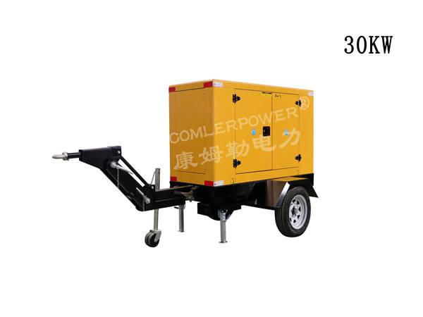 小型移动发电机制造商:如何为柴油发电机组