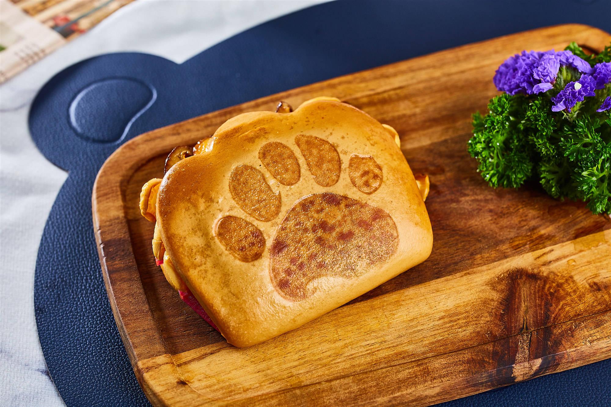熊掌爷爷包的美味产品