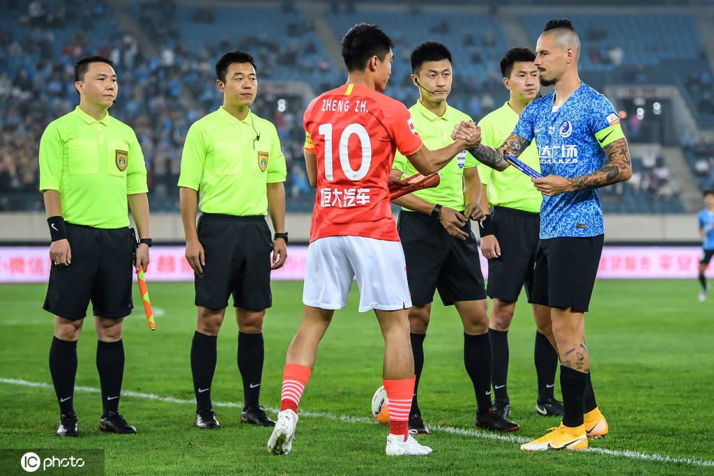 40岁的郑智依然活跃在中超 日本足球还有